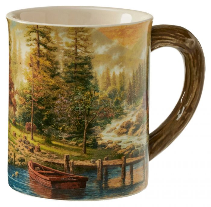 A Peaceful Retreat – Sculpted Mugs