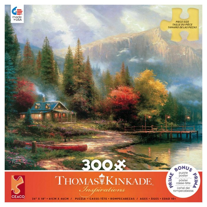 The End of a Perfect Day III – 300 Piece Puzzle