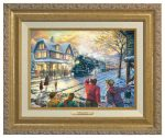 All Aboard for Christmas – Canvas Classics