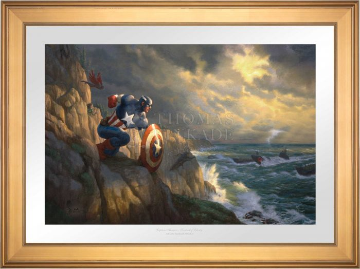 Captain America – Sentinel of Liberty – Limited Edition Paper