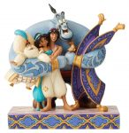 Aladdin and Friends –  Sculpture