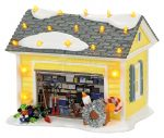 National Lampoon's Christmas Vacation – Holiday Garage – Sculpture