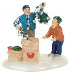 National Lampoon's Christmas Vacation – Clark & Rusty – Sculpture