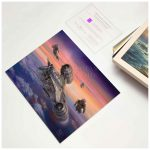 The Mandalorian – The Escort – Art Prints