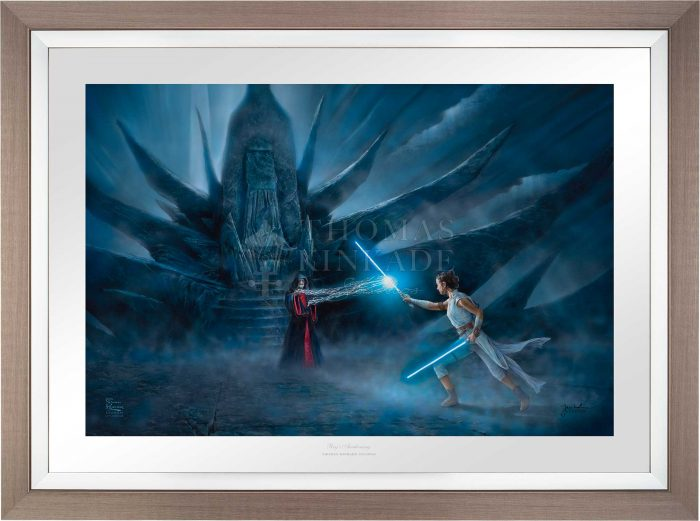 Rey's Awakening – Limited Edition Paper