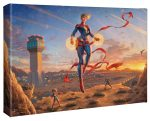 Captain Marvel – Dawn of a New Day – 10″ x 14″ Gallery Wrapped Canvas