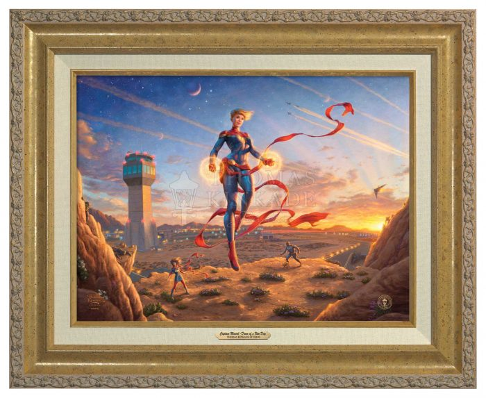 Captain Marvel – Dawn of a New Day – Canvas Classics