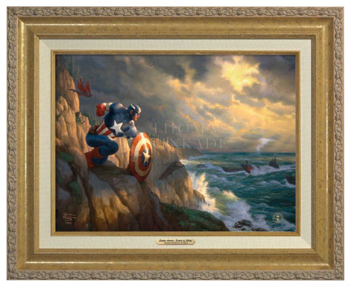 Captain America – Sentinel of Liberty – Canvas Classics