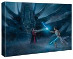Rey's Awakening – 10″ x 14″ Gallery Wrapped Canvas