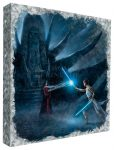Rey's Awakening – 14″ x 14″ Metal Box Art