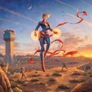 Captain Marvel – Dawn of A New Day