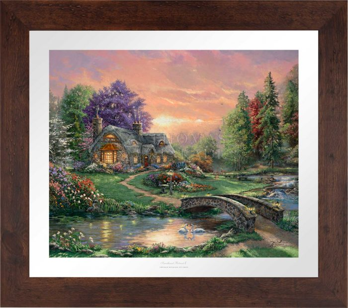 Sweetheart Retreat I – Limited Edition Paper