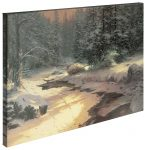 Winter's End – 24″ X 36″ Gallery Wrapped Canvas