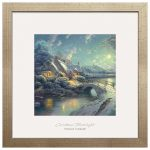 Christmas Moonlight – 32″ x 32″ Prominence