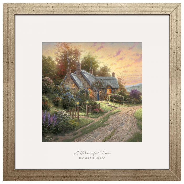 A Peaceful Time – 32″ x 32″ Prominence