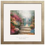 The Garden of Promise – 17.5″ x 17.5″ Prominence