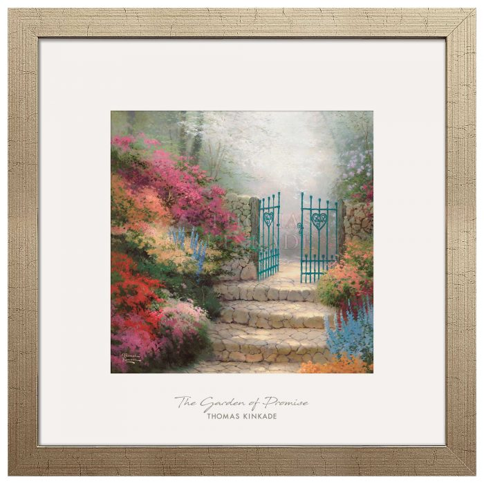 The Garden of Promise – 32″ x 32″ Prominence