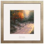 First Snow – 17.5″ x 17.5″ Prominence