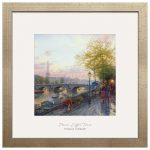 Paris, Eiffel Tower – 17.5″ x 17.5″ Prominence