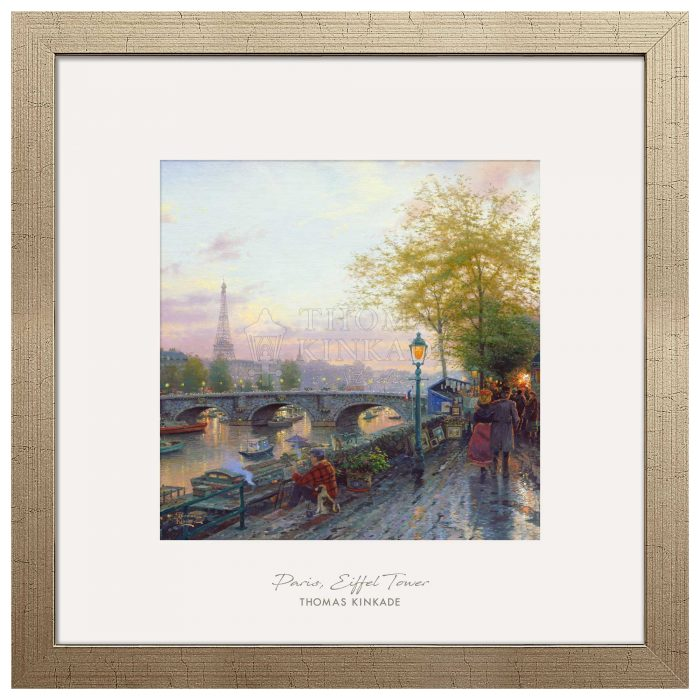 Paris, Eiffel Tower – 32″ x 32″ Prominence