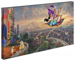 Aladdin – 16″ x 31″ Gallery Wrapped Canvas