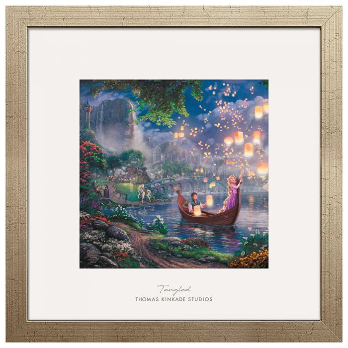 Tangled – 17.5″ x 17.5″ Prominence