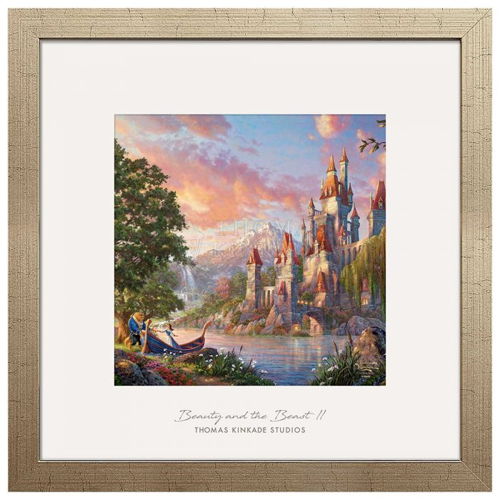 Beauty and the Beast II – 17.5″ x 17.5″ Prominence