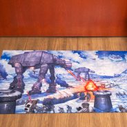 Battle of Hoth Doormat