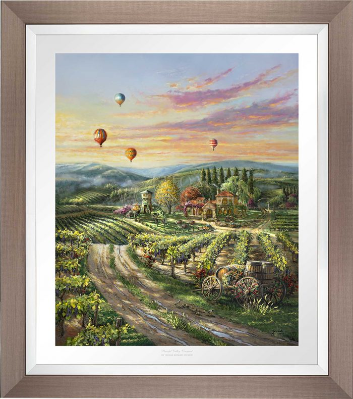 Peaceful Valley Vineyard – Limited Edition Paper