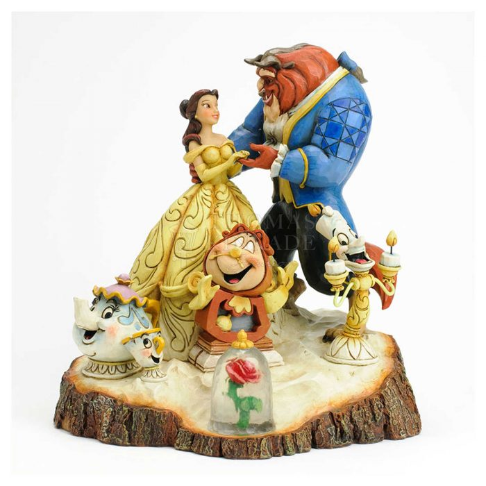 Beaty and the Beast – Sculpture