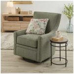 Cottage Retreat – Swivel Rocking Chair