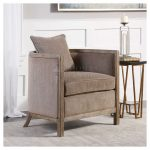 Low Back Herringbone – Accent Chair