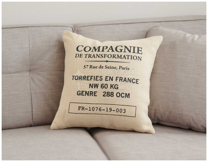 French Market – Pillow