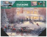 Holiday 5-in-1 Gallery Wrap Set
