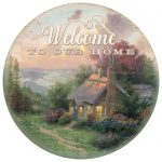 Welcome Home – 12.5″ Wood Signs