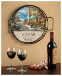 Italian Cafe – 12.5″ Serving Trays