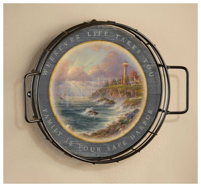 Returning Home – 12.5″ Serving Trays