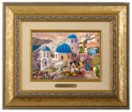 Disney Mickey and Minnie in Greece – Brushworks