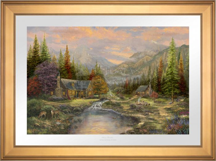 Sierra Paradise – Limited Edition Paper