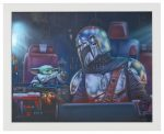 The Mandalorian ™ – Two for the road – Art Prints
