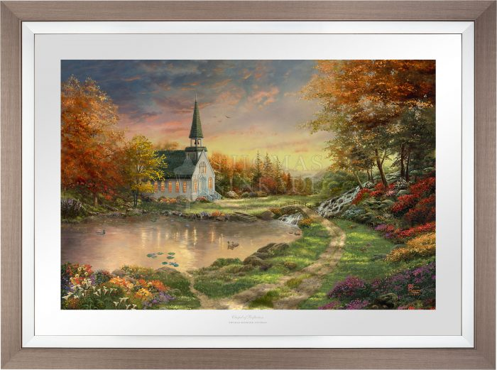 Chapel of Reflection – Limited Edition Paper