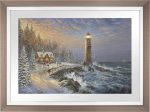 Christmas Lighthouse – Limited Edition Paper